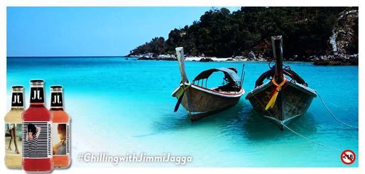 #ChillingWithJimmiJaggaThe beaches of Zanzibar.#travel