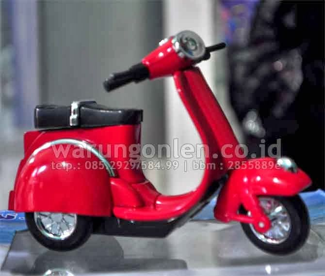 Korek Api Model Vespa/ Skuter - A0014