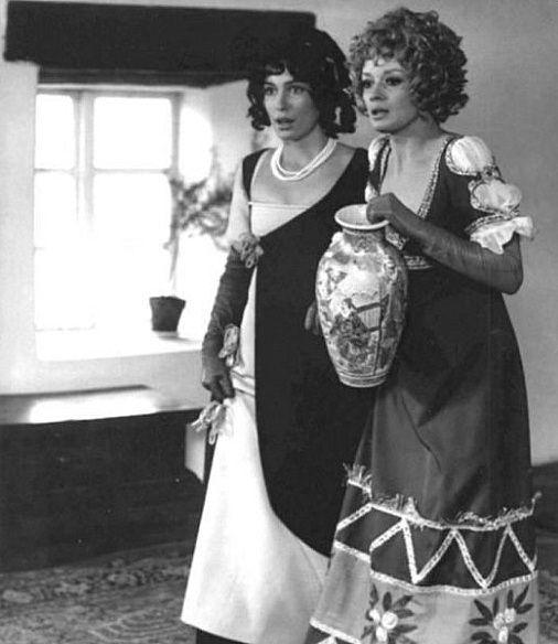 Panna a netvor - 1978 Jana Brejchová a Zuzana Kocúriková