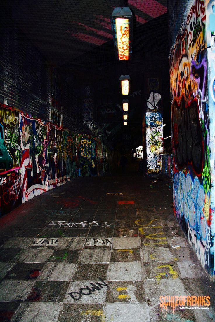 https://flic.kr/p/LLYZff   Leake Street London SE1 - Graffiti tunnel (credit…