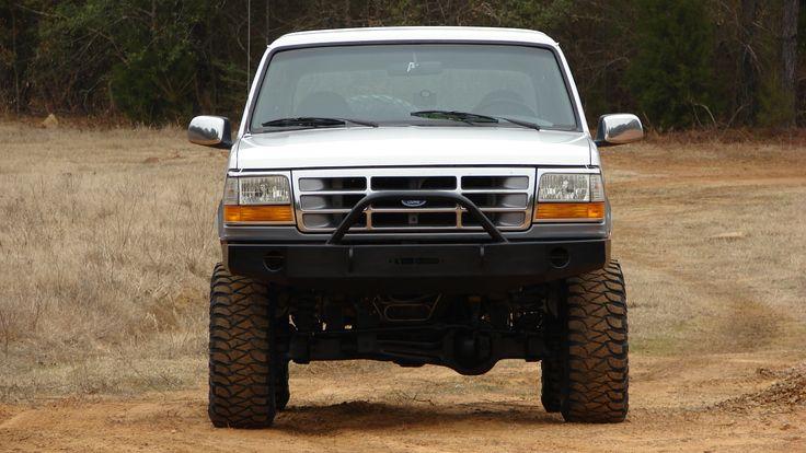 for bronco off road bumper | 03FX4AF's 1995 Ford Bronco in Colorado Springs, CO