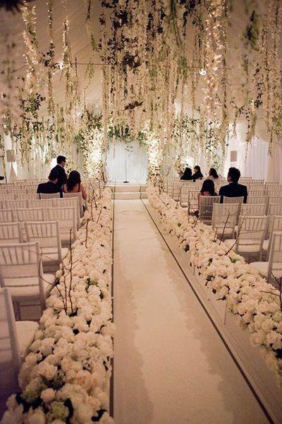 10 Ideas espectaculares para la boda de invierno más mágica