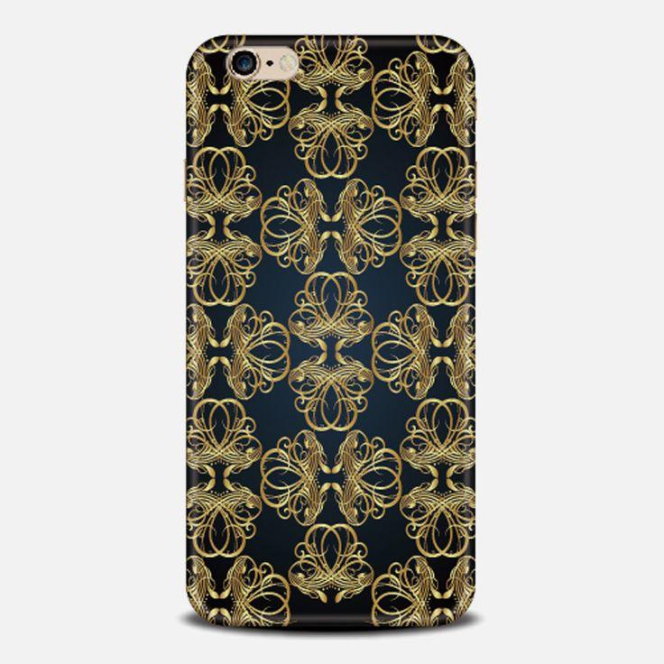 Golden Luxury Mandala