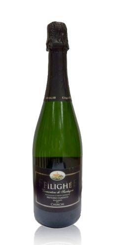 Filighe - Metodo Classico 2011 Millesimato. Cherchi - Vini di Sardegna e Cantine - Le Strade del Vino