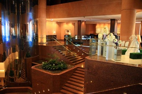 The InterContinental Adelaide Lobby