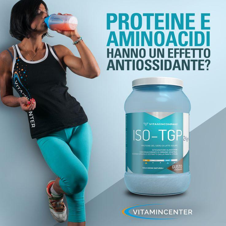 Proteine e aminoacidi possono avere un effetto antiossidante? Esistono effetti antiossidanti correlati al consumo di alcune particolari tipologie di proteine?     => Leggi l'ultimo articolo del Dottor Bertuccioli! #proteine   #aminoacidi   #antiossidanti   #integratori   #palestra   #sport   #allenamento   #fitness   #bodybuilding