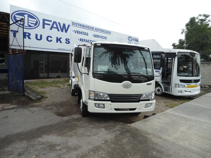 Pin de Bernardo Moreno en FAW TRUCKS LOS MOCHIS (Camiones