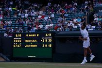 Growing Tired of Wimbledon Matches That Become Marathons - The New York Times