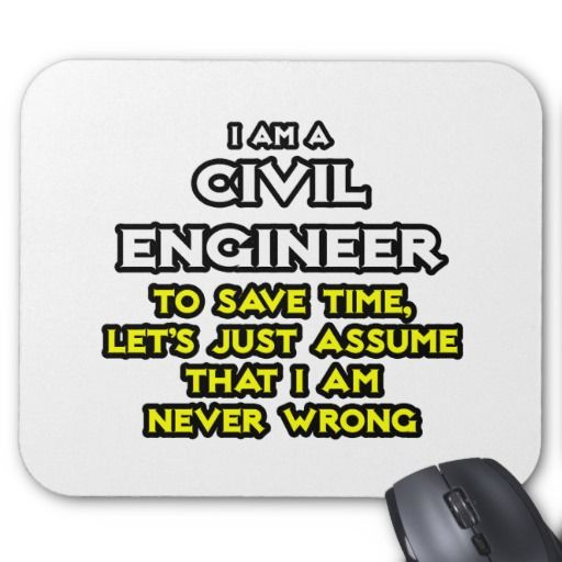 Dream / Civil Engineering Mousepads from Zazzle.