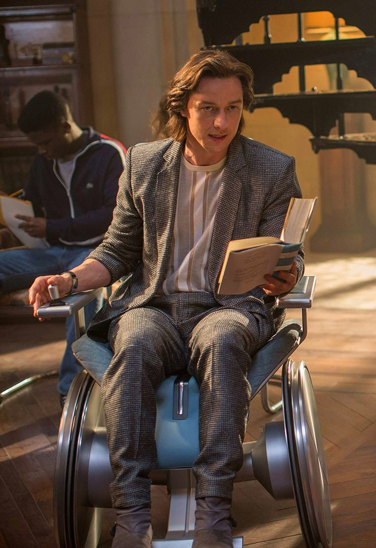 Charles Xavier | Professor X (James McAvoy in X-Men: Apocalypse, 2016)