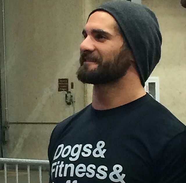 Seth Rollins went to Wrestlemania 32 April 3 2016