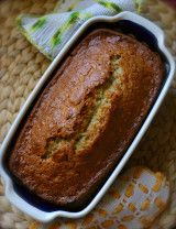 """MAYONNAISE BANANA BREAD (that """"secret"""" ingredient yields a loaf of banana bread that's ridiculously moist!!!)"""