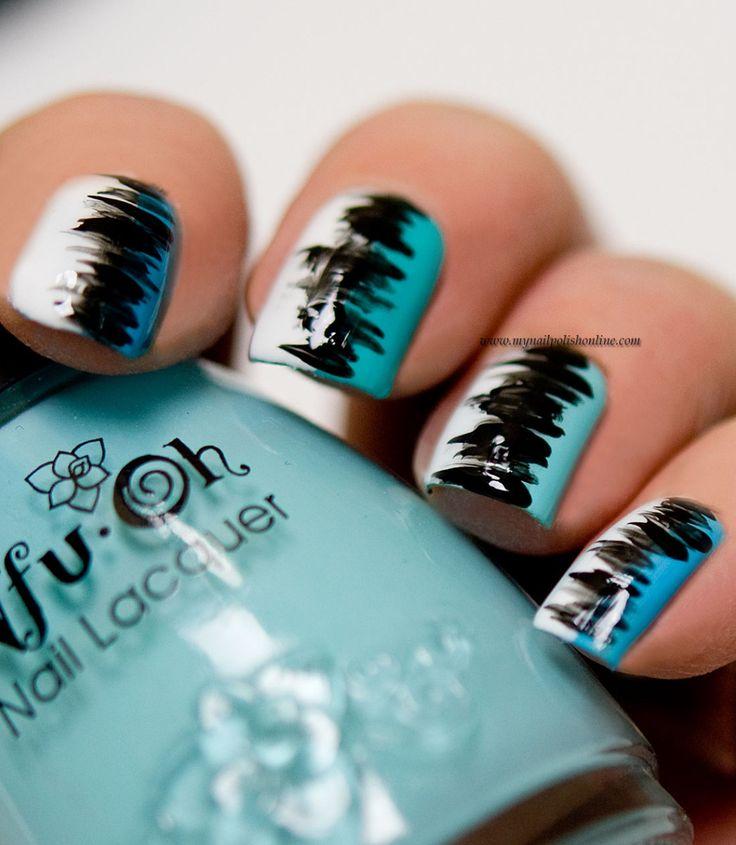 Best Nail Polish For Nail Art: Nail Art Community Pins