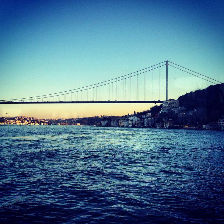 Istanbul~ Bosfor