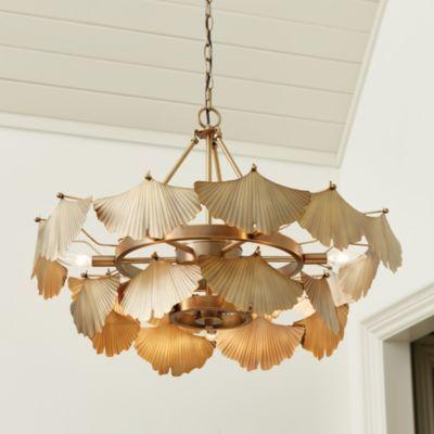 Aberdeen 9-Light Chandelier | Ballard Designs