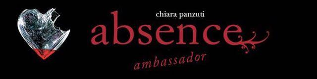 Titolo: Absence: Il gioco dei quattro   Autore: Chiara Panzuti   Pagine:  335   Prezzo:  € 15   Uscita: 1 giugno   Viviamo anche at...