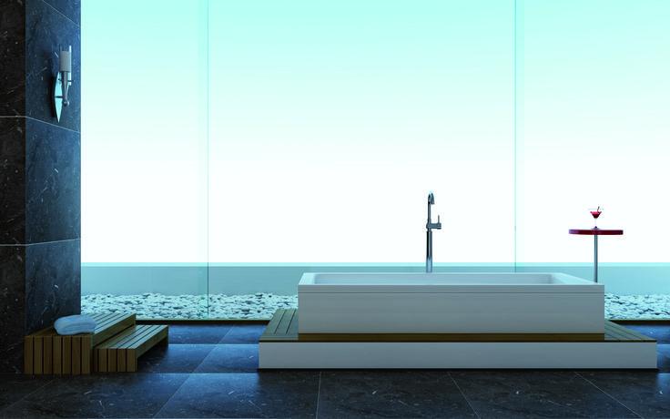 #Biohaus pensa anche al vostro spazio benessere. #design #architettura