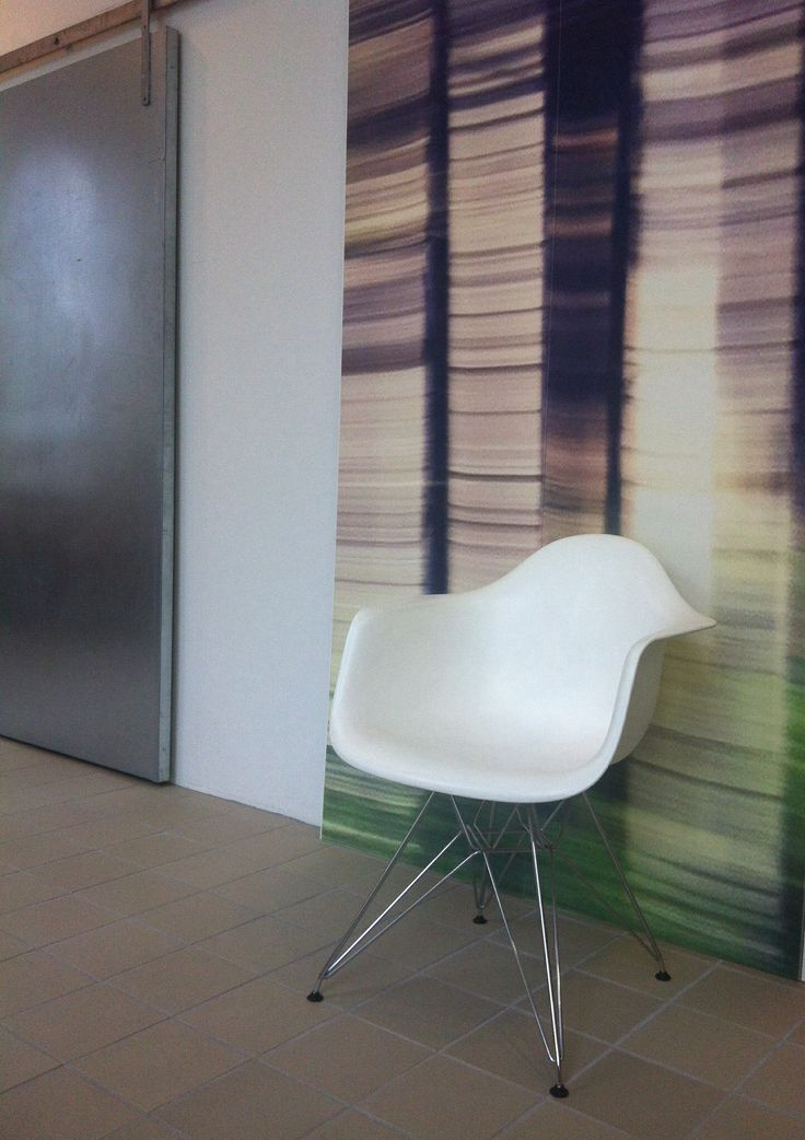 Kama design motive Abstract Nature, printed directly on panels( mdf)