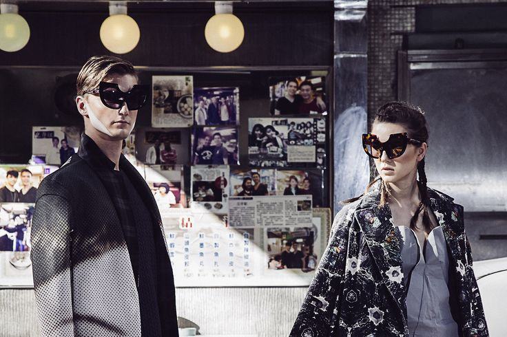 #FAKBYFAK Circumstellar sunglasses in limited edition #sunglasscurator.com