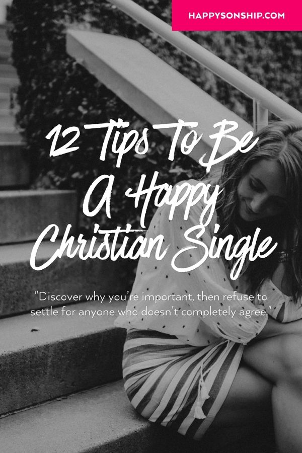 Christian singles dating guide