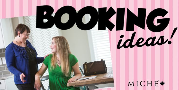 Booking Ideas! 10/07/15