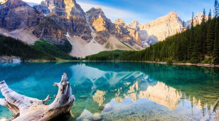 Viaggio in Canada, tutti i luoghi più belli del Canada dove andare in vacanza - #viaggio #canada