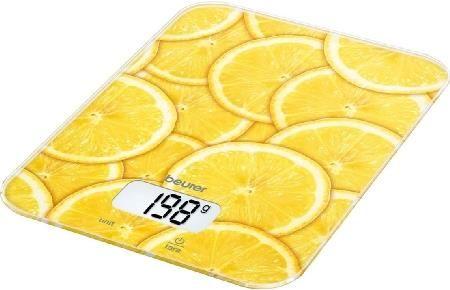 Beurer KS 19 lemon Küchenwaage, gelb #Waage #Küche #Küchengerät #Haushalt #Galaxus
