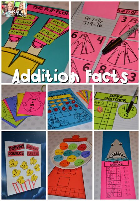 Step into 2nd Grade with Mrs. Lemons: Fact Fluency and FREEBIES!