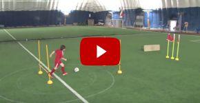 U12 Youth football drills