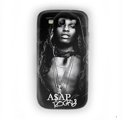 Asap Rocky American rapper Music For Samsung Galaxy S3 Case