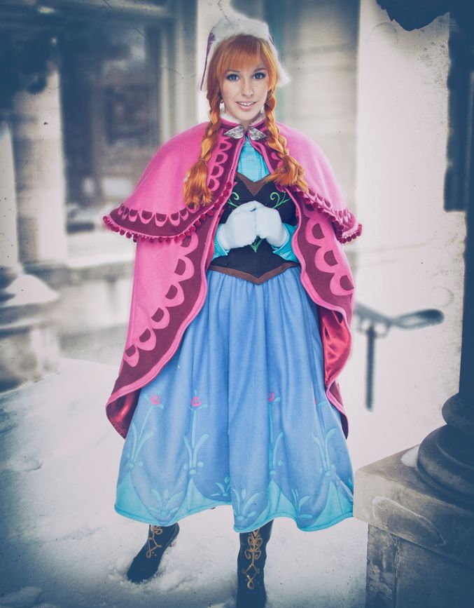 Frozen Cosplay | Disney Style