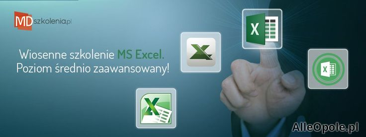 Wiosenne szkolenie MS Excel poziom średnio zaawansowany (Opole)