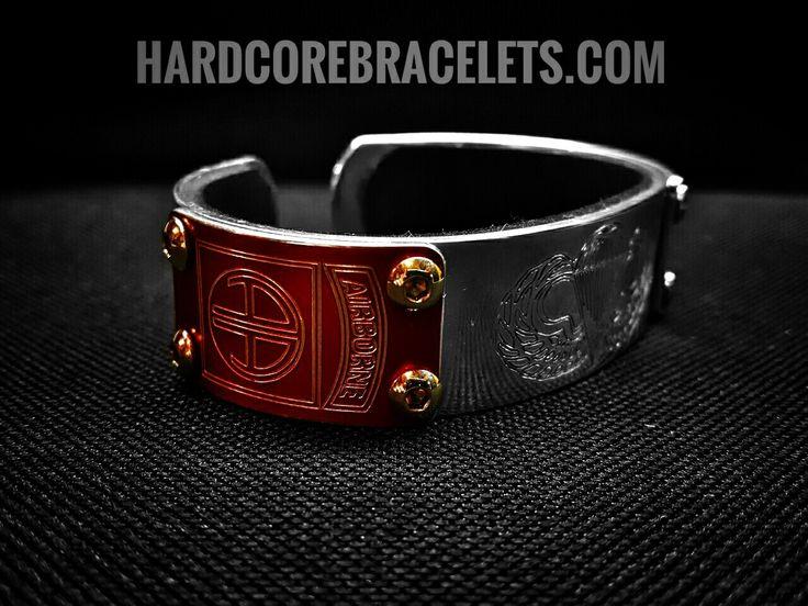82nd Airborne Division HardCore Bracelet