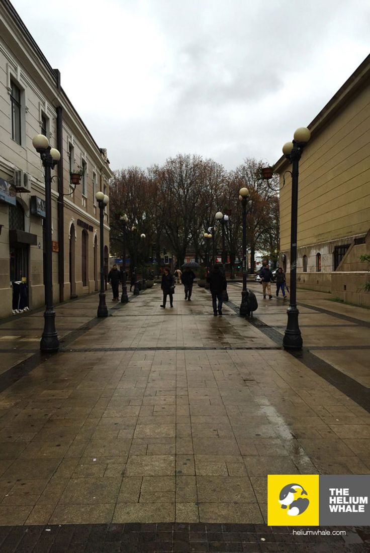 Valdivia streets