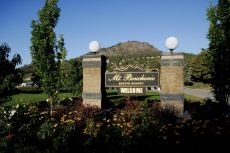 Mt. Boucherie Family Estate Winery, West Kelowna.