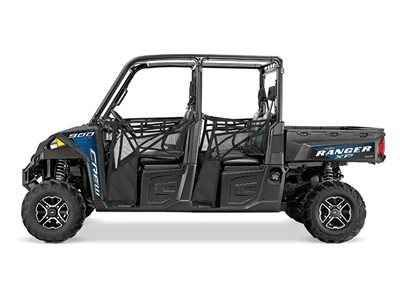 New 2016 Polaris Ranger Crew XP 900-6 EPS Black Pearl ATVs For Sale in Massachusetts. 2016 Polaris Ranger Crew XP 900-6 EPS Black Pearl, Off-road capability for the entire crewPowerful 68 hp ProStar® HO engine features 13% more powerRefined cab comfort and convenience for 6, including industry exclusive Pro-Fit integration