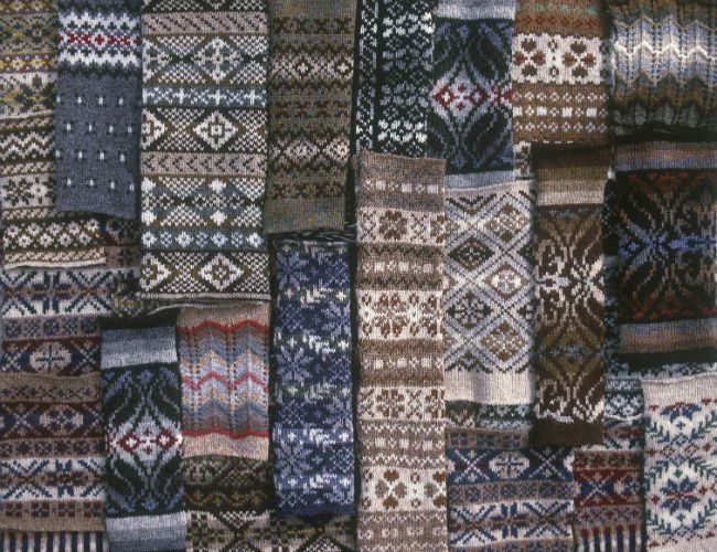 91 best Fair Isle Knitting images on Pinterest | Accessories ...