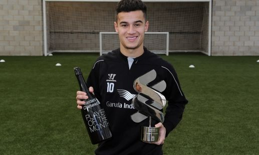 Revealed: December Player of the Month
