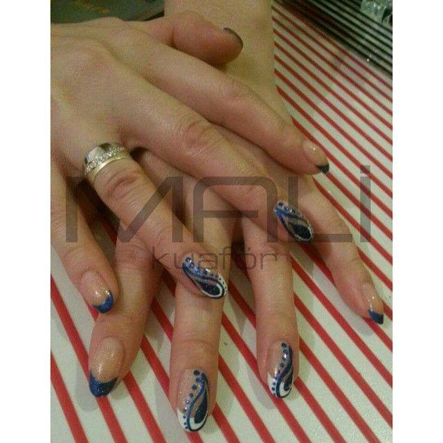 Tırnak süsleme... #nailart #nail #tirnaksusleme #beautiful