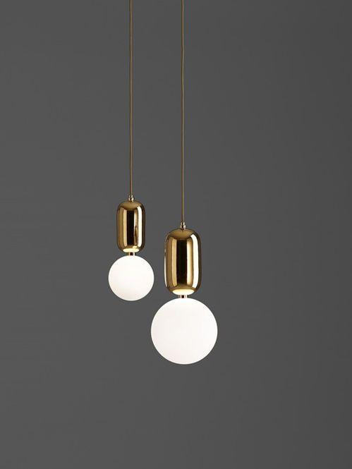 Luminária Pendente. Designer:  Hayon Studio.