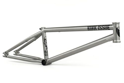 BMX Frames - Kink BMX Issue III Frame Charcoal 21Inch -- To view further for this item, visit the image link.