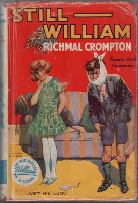 Richmal Crompton's William Brown series, illustrated by THomas Henry