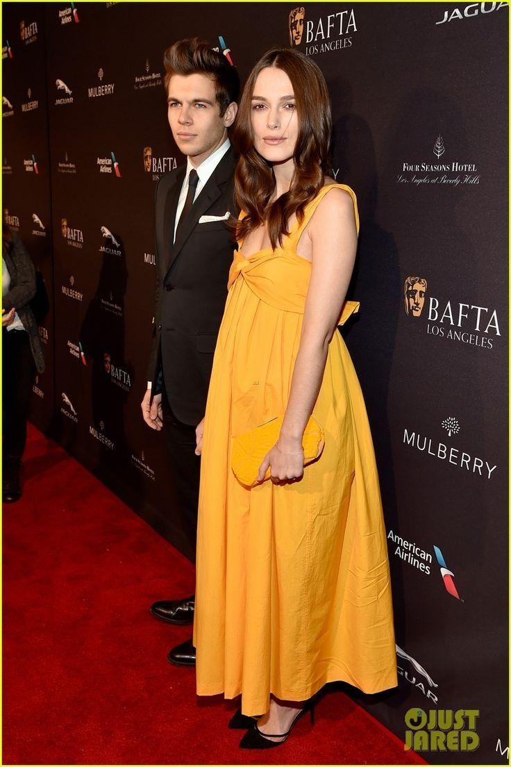 Keira Knightley pregnant
