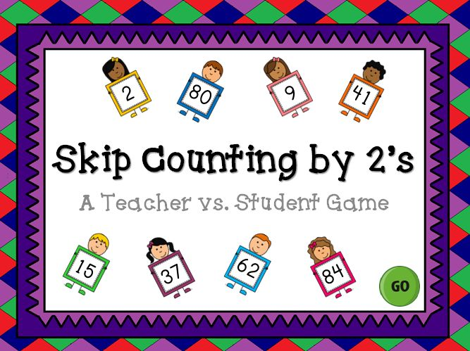 Skip Counting - Math is Fun - Maths Resources