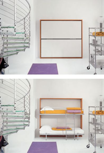 best 25 murphy bunk beds ideas on pinterest folding beds contemporary folding beds and small. Black Bedroom Furniture Sets. Home Design Ideas