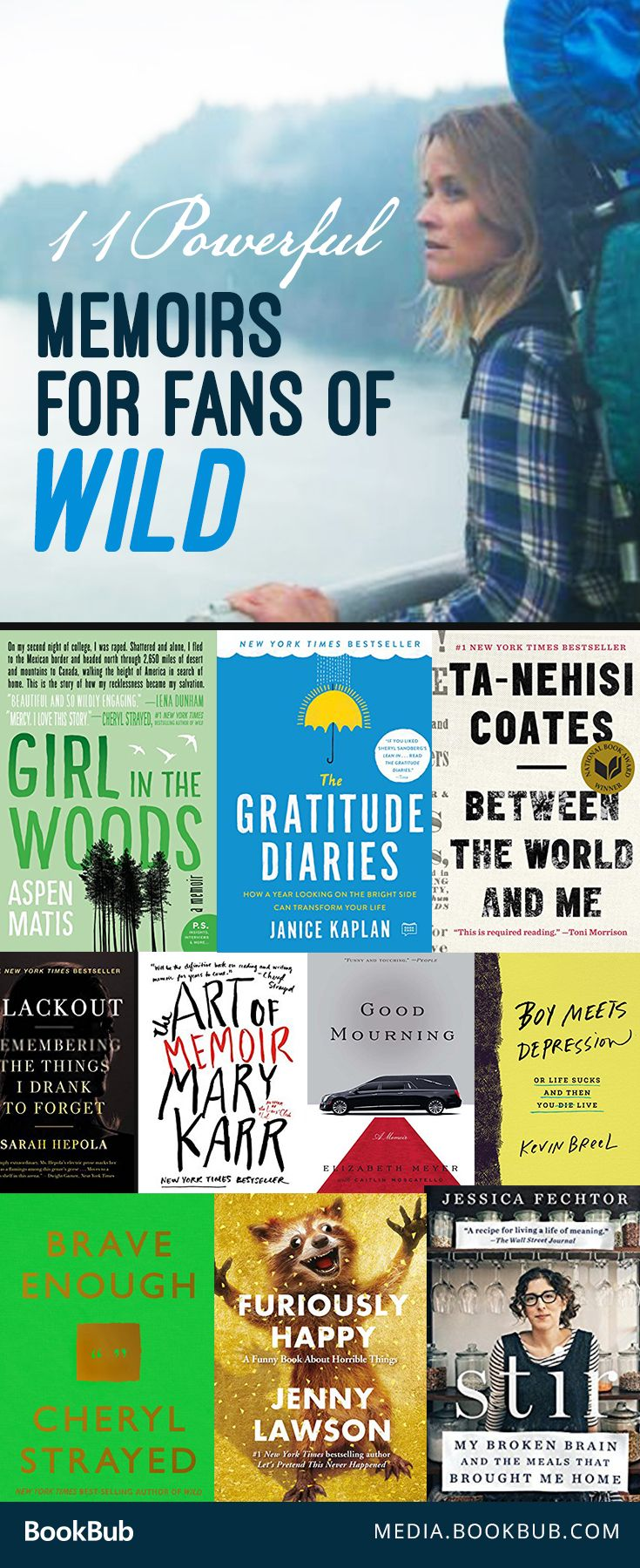 11 Powerful New Memoirs To Read If You Loved 'wild'