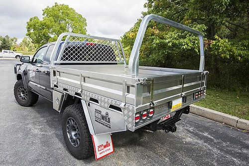 Toyota Tacoma Canopy >> Norweld Aluminum UTE Trays | Ford Ranger & Explorers | Flatbed truck beds, Ute trays, Truck flatbeds