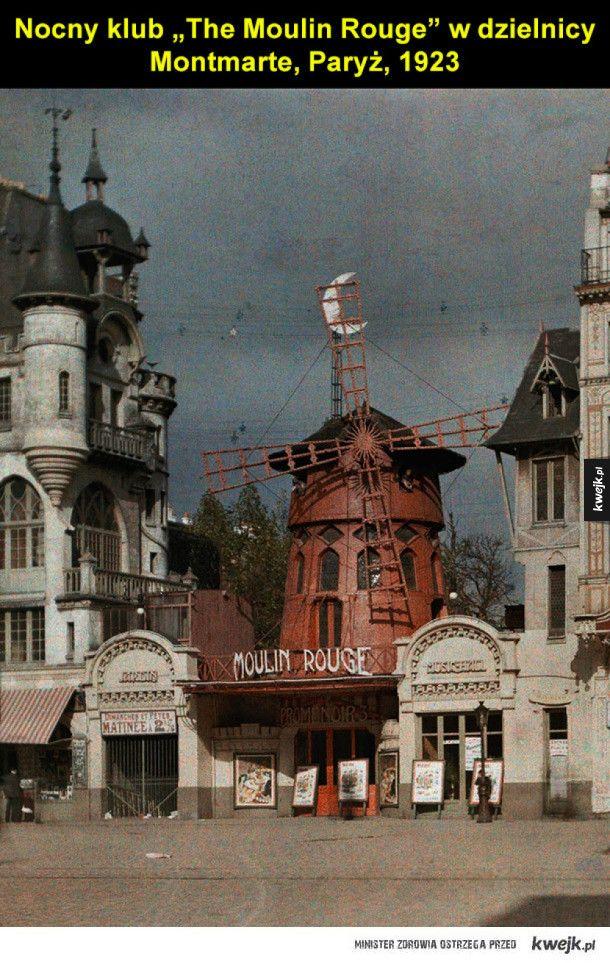#ciekawostka #historia #moulinrouge #kwejk