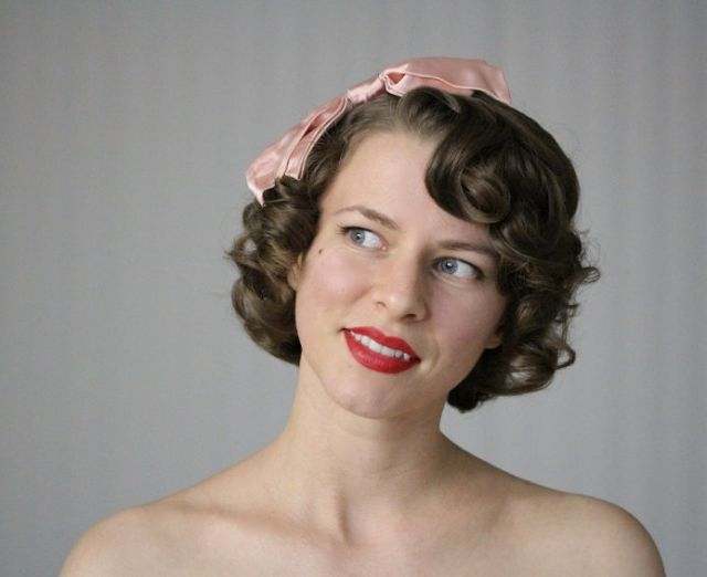 Hairstyles For Short Hair 1940s: 102 Best Images About Vintage Hitchcock On Pinterest