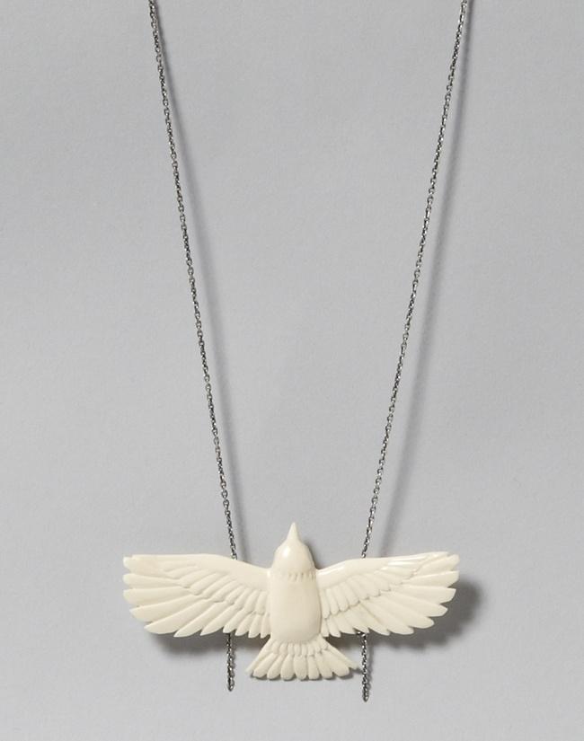 Nick Von K Falcon Necklace